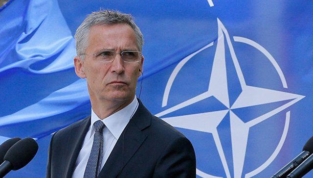 Столтенберг призвал повысить расходы на оборону из-за Крыма
