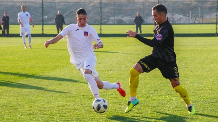 С чем крымский футбол уходит на каникулы?