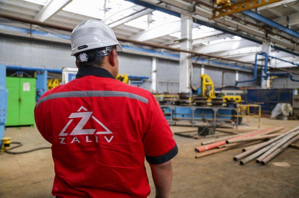 Васюта рассказал о темпах модернизации керченского завода «Залив»