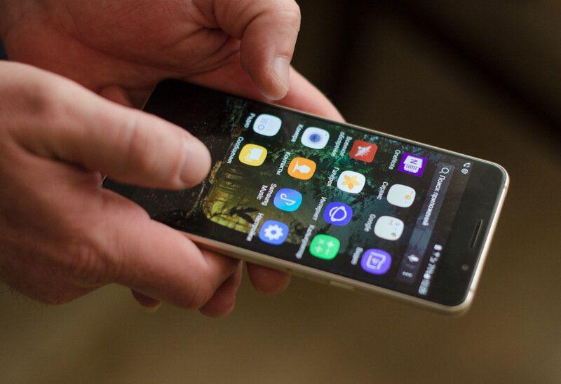 Смартфоны в России стали еще ближе к отечественному софту