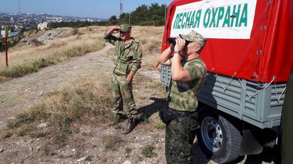 Геннадий Нараев: Лесной охраной продолжается круглосуточный мониторинг пожарной опасности в лесах