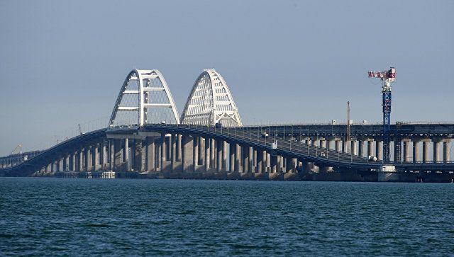 Зона Крымского моста нуждается в сейсмическом контроле – ученый