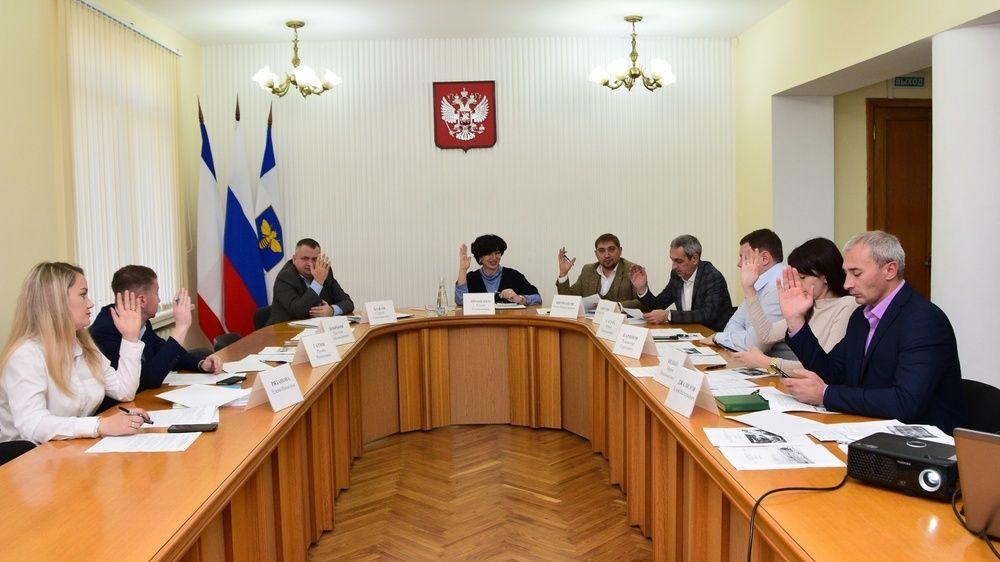 На повестке дня инвестиционный климат крымской столицы
