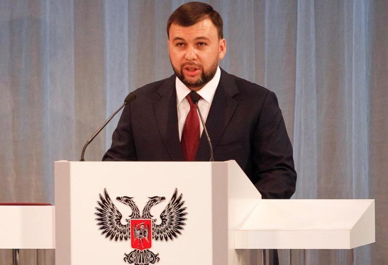 Пушилин: Зеленскому придётся либо разговаривать с ДНР и ЛНР, либо прощаться навсегда