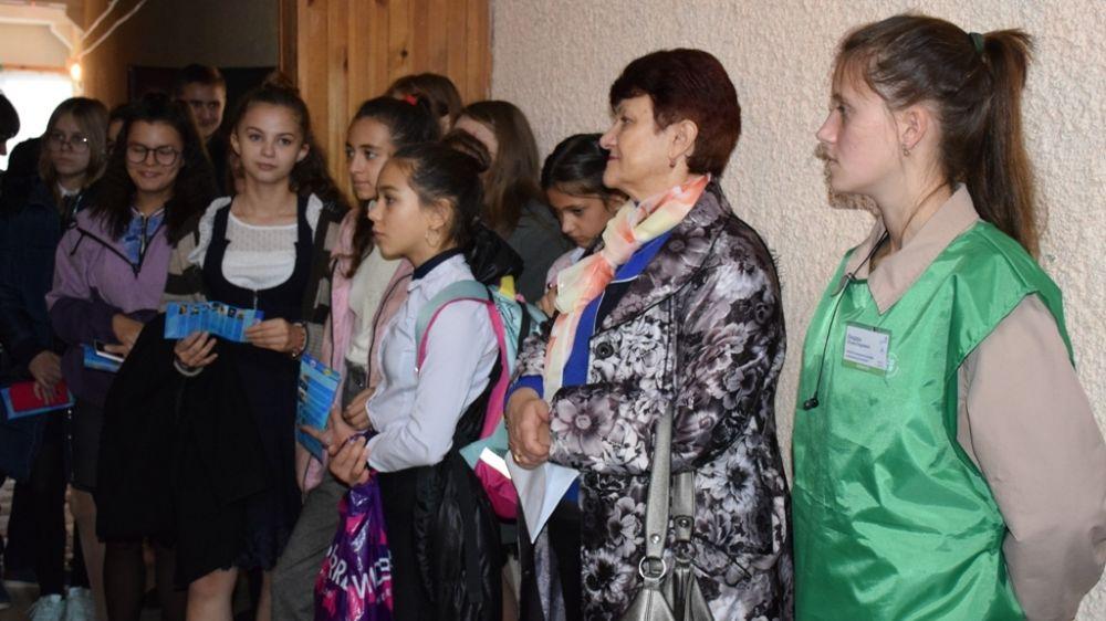 В Ялте стартовал V открытый Региональный чемпионат «Молодые профессионалы»