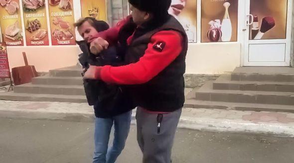 Полиция начала проверку после нападения на съемочную группу в Евпатории