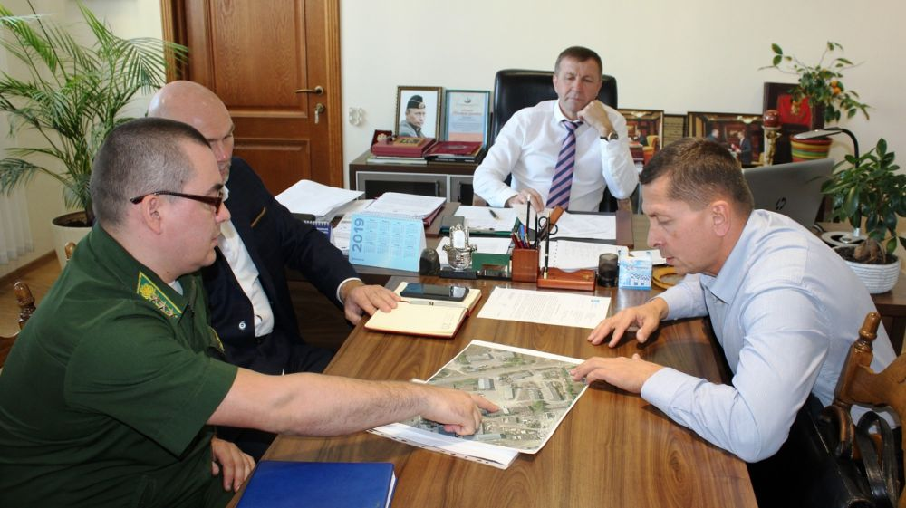 Геннадий Нараев провел личный прием граждан