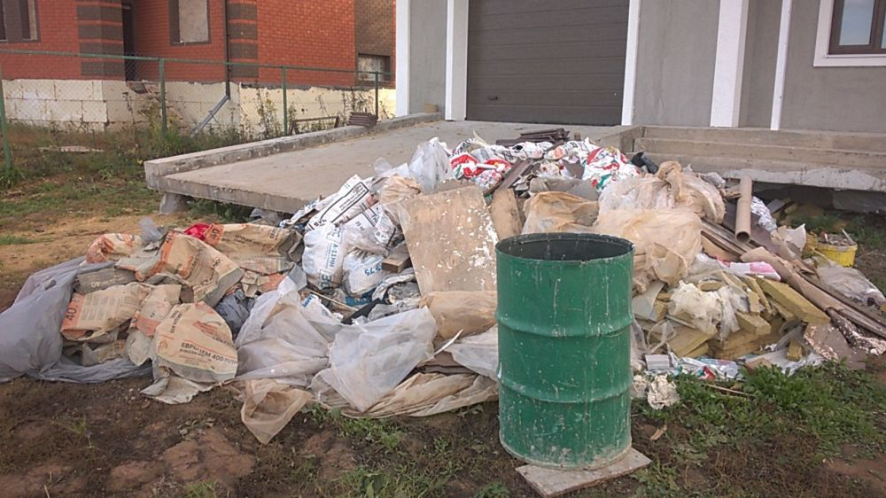 Об уборке и санитарном содержании дворовых территорий