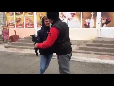 В Крыму возбудили уголовное дело из-за нападения на журналиста