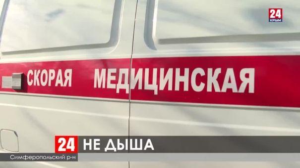 """""""Не дыша"""" лечат пациентов врачи скорой помощи села Гвардейское"""