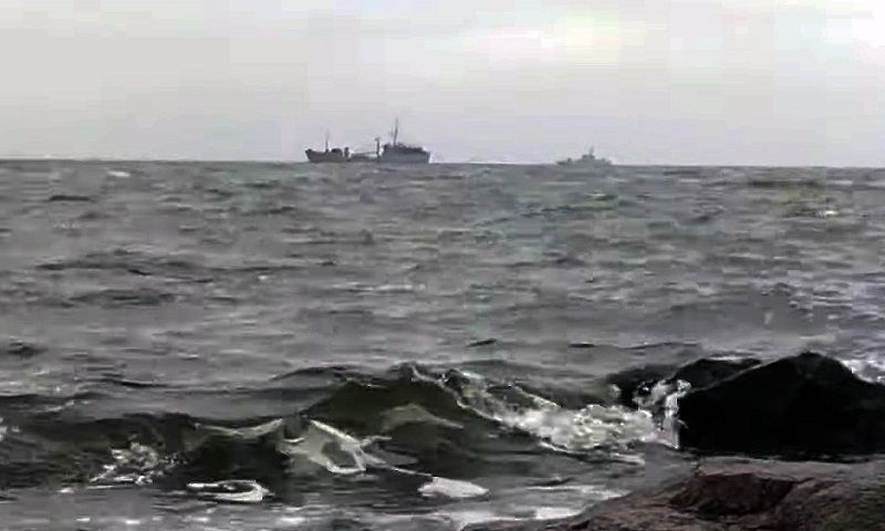 «Освобожденные» корабли ВМСУ дошли до Очакова. Почти дошли