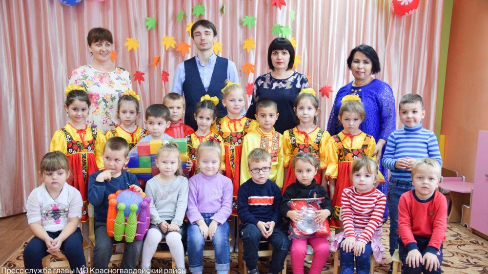 Очередность в детский сад с.Красная Поляна закрыта