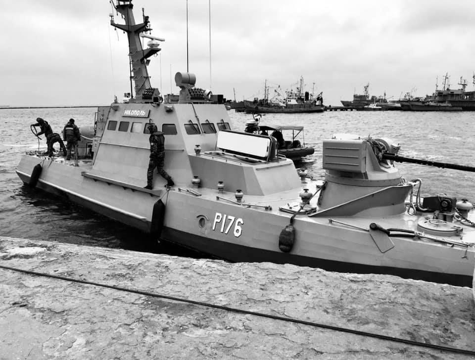 ФСБ отреагировала на обвинения в демонтаже унитазов с украинских кораблей видеозаписью