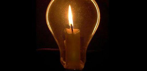 Жители ряда улиц Симферополя остались сегодня без света