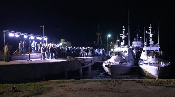 Заявления о поломках катеров показывают «клозетный уровень» украинской политики – Аксёнов
