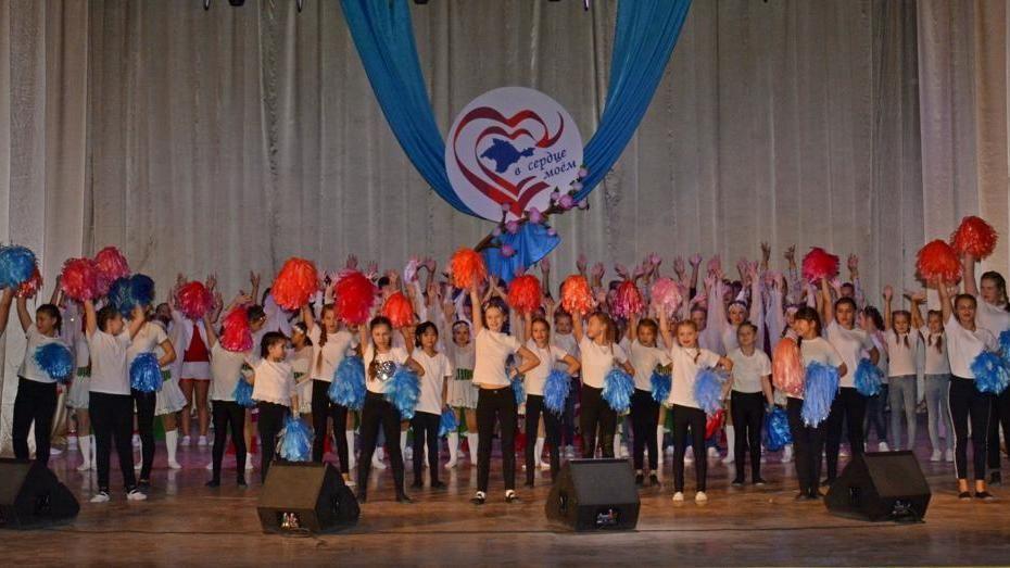 В городе Красноперекопске состоялся зональный этап республиканского открытого фестиваля-конкурса детского творчества Крым в сердце моём