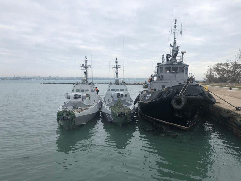 Глава украинского «флота» призвал Москву вернуть унитазы с кораблей