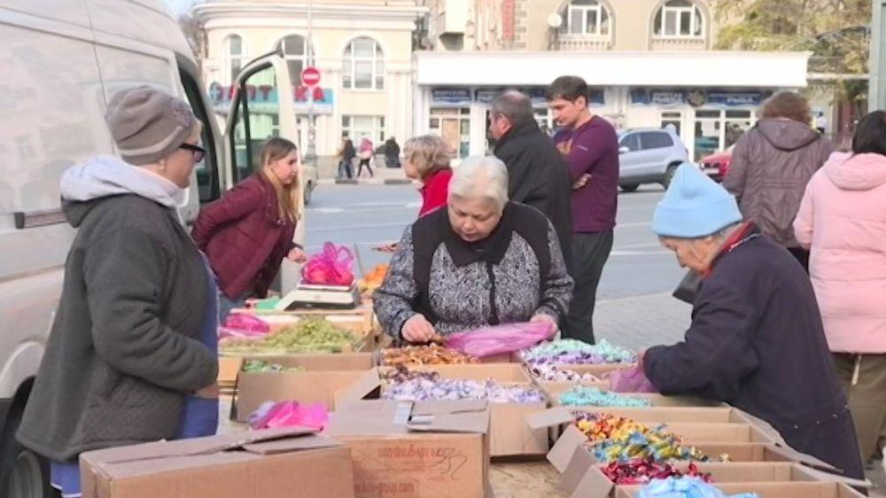 Мест стихийной торговли в Севастополе стало меньше