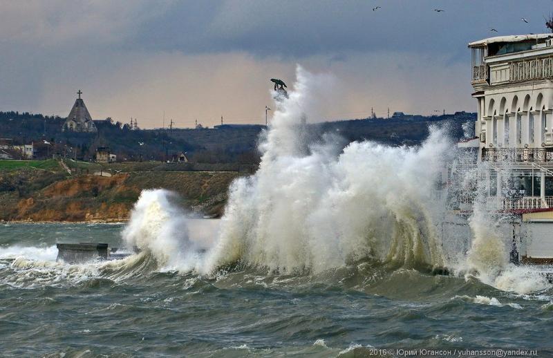 Прогноз погоды на 21 ноября: в Севастополе и Крыму ветрено