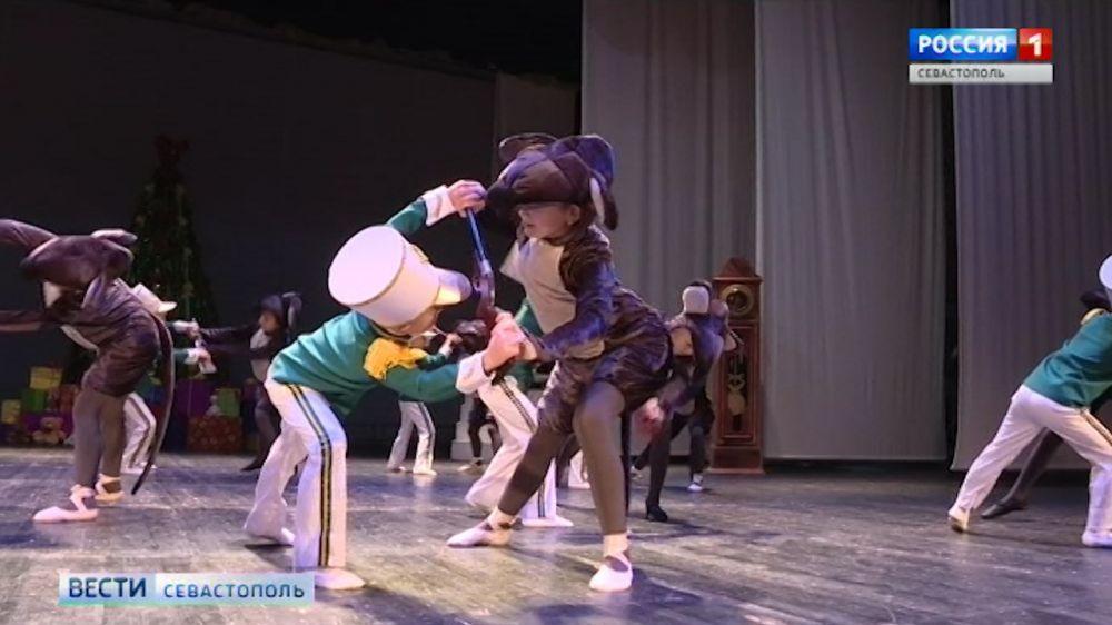 Севастопольцы увидят сразу двух «Щелкунчиков» - балет и драму