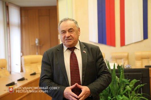 Ефим Фикс выступил на научно-практическом форуме «Нюрнбергский процесс» в Ялте