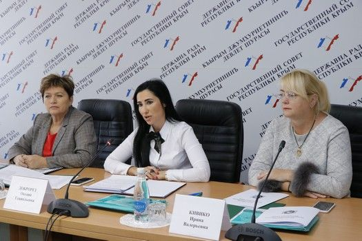 Подведомственные Министерству экономического развития организации представили профильному парламентскому Комитету информацию о своей деятельности