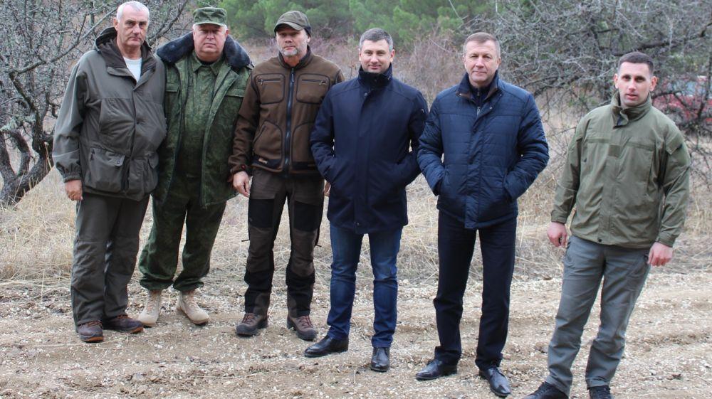 Геннадий Нараев провел совещание с директорами подведомственных учреждений лесной отрасли