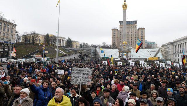 """Политолог оценил роль """"оранжевой революции"""" в судьбе Украины"""