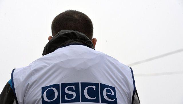 На Украине заявили, что пустят ОБСЕ в Крым только по своим законам
