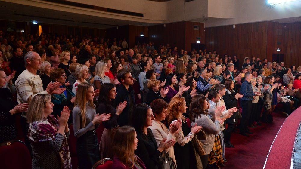 В Республике Крым проведен Фестиваль национальных театров России
