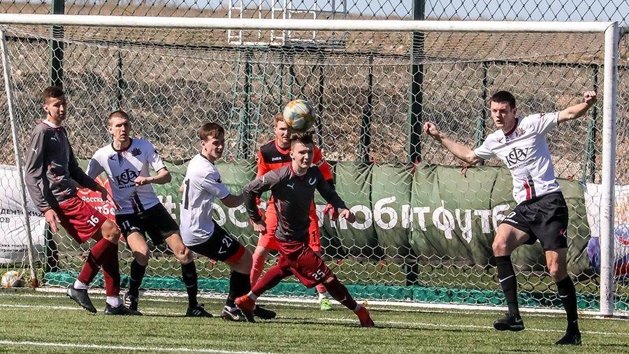 Расписание матчей евпаторийского мини-турнира НСФЛ