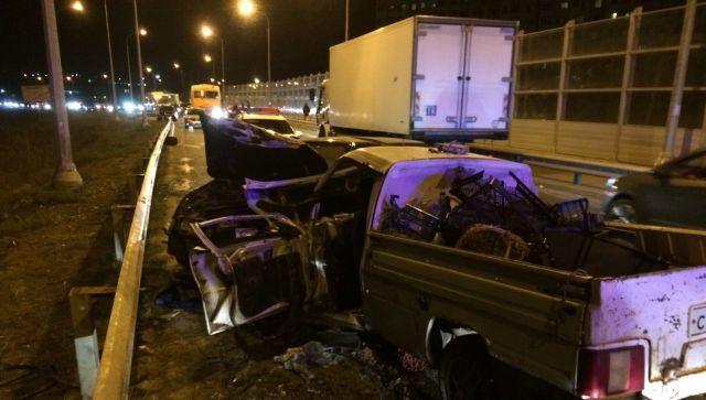 #Народнаясводка: в ДТП в Керчи пострадали пять человек