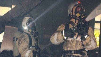За прошедшие сутки огнеборцы спасли на пожаре 1 человека и эвакуировали 12
