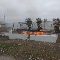 Тренировка в ТДК, как неотъемлемая часть жизни пожарно-спасательных подразделений