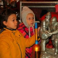 Состоялась экскурсия в музее пожарной охраны для маленьких крымчан