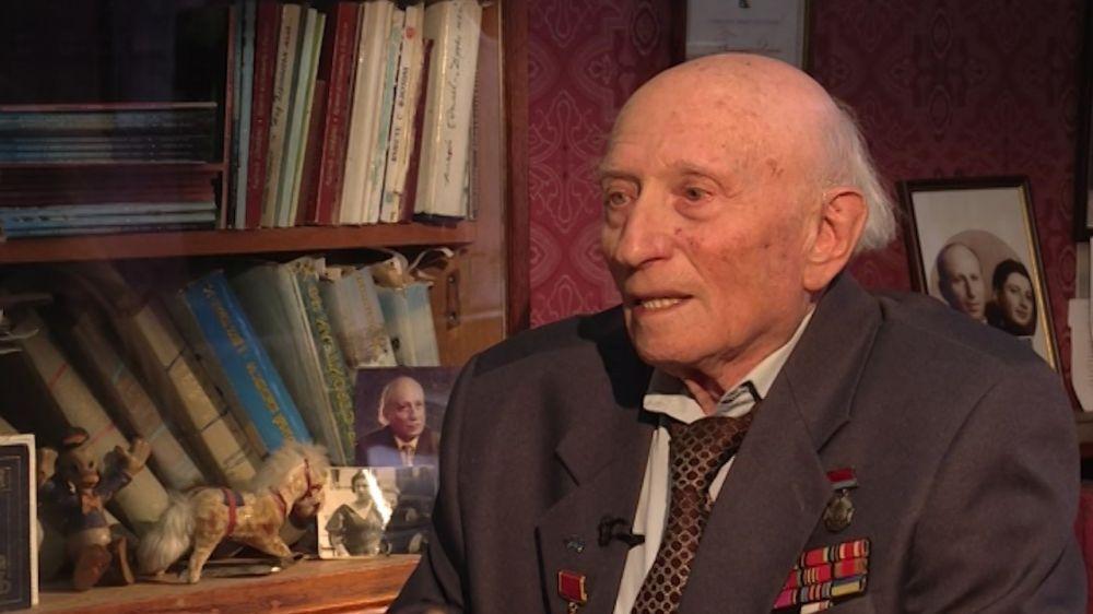 95 лет архитектору, которому Севастополь обязан своей элегантностью
