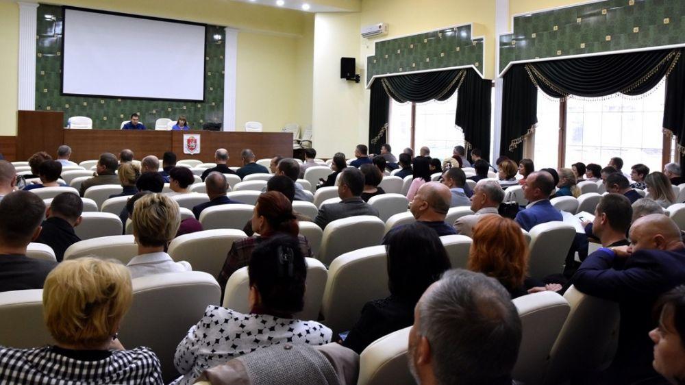 Для руководителей подведомственных организаций Минздрава Крыма проведен антикоррупционный семинар