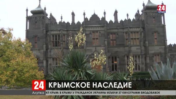 В Крыму активно ведётся реставрация топовых культурных объектов