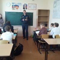 Жителям г. Судак напомнили о пожарной безопасности