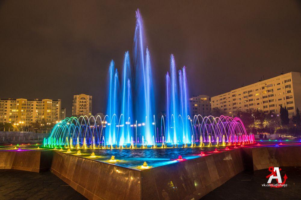Фонтаны в парке Победы готовы к передаче Севастополю