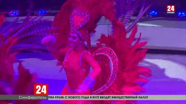 В юбилей цирка артисты демонстрируют лучшие номера шоу-программы