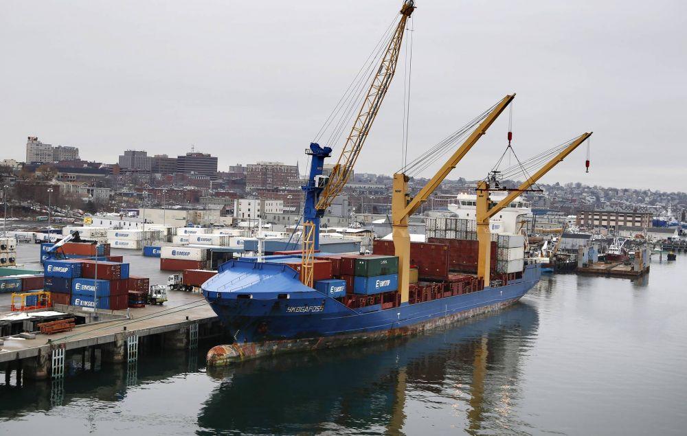 Судно с крымчанами на борту задержано в Великобритании