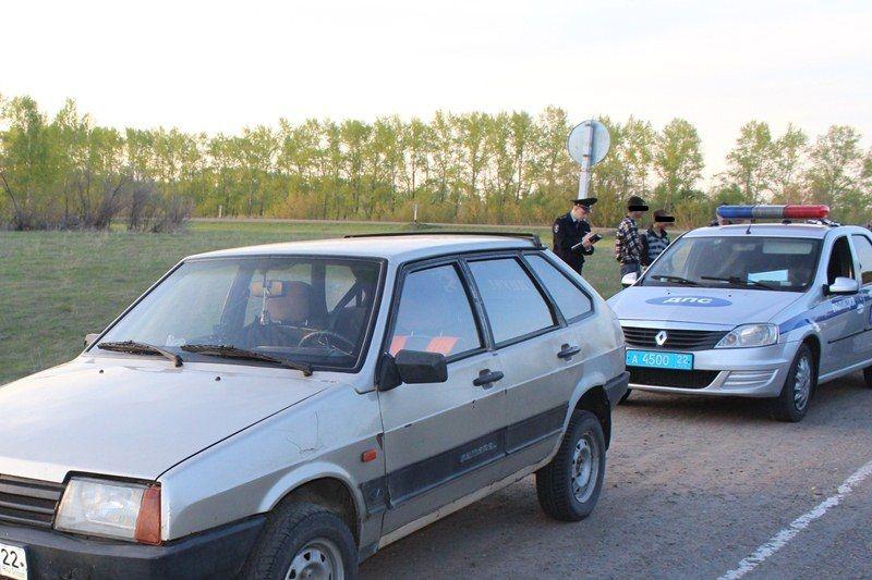 На трассе «Симферополь – Красноперекопск» поймали водителя «под кайфом»