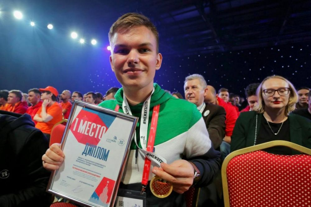 Команда СевГУ завоевала бронзу Национального чемпионата «Worldskills» среди 70 вузов страны