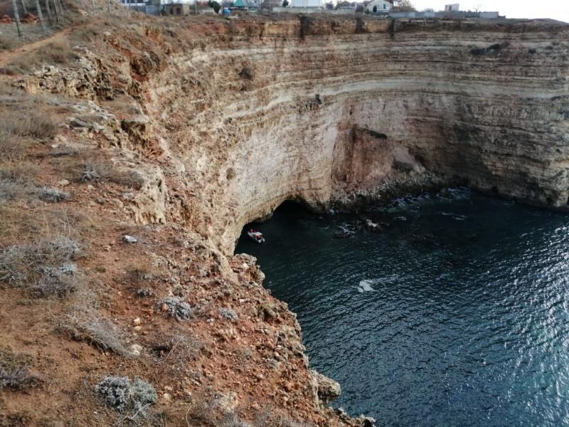 В Севастополе два человека утонули в море в районе мыса Фиолент