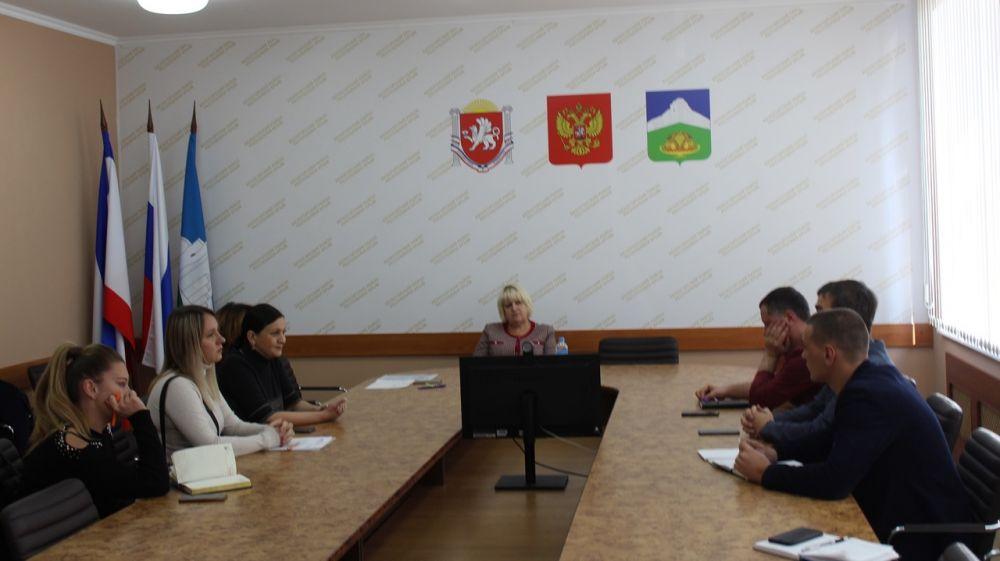 Галина Перелович провела личный прием граждан
