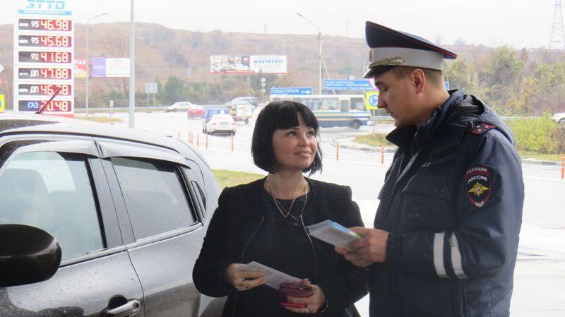 В Севастополе стартовала кампания «Сообщи о пьяном водителе»