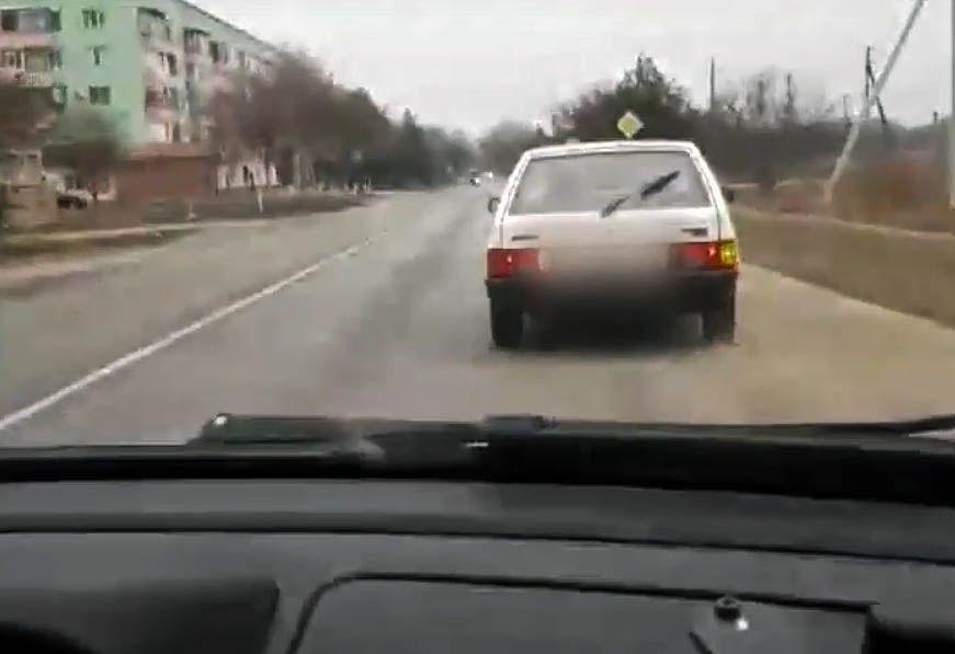 В Красногвардейском районе Крыма задержан нетрезвый водитель-рецидивист