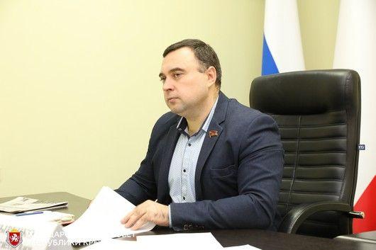 Прием граждан у главы Комитета по социальной политике и делам ветеранов Сергея Богатыренко