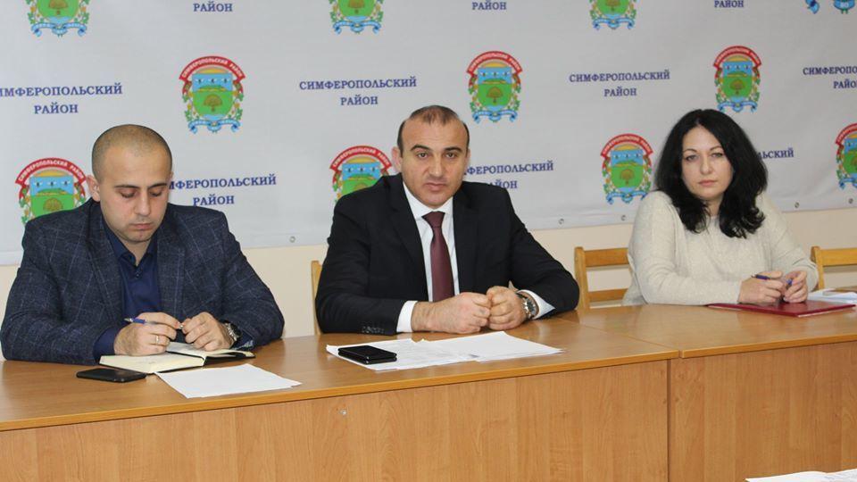 Состоялось очередное аппаратное совещание с руководителями структурных подразделений администрации